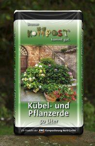 KNO Kübel- und Pflanzerde